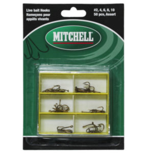 Mitchell Bait Holder Hooks