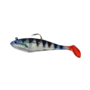 Shakespeare Hellfire Shad Red Tail