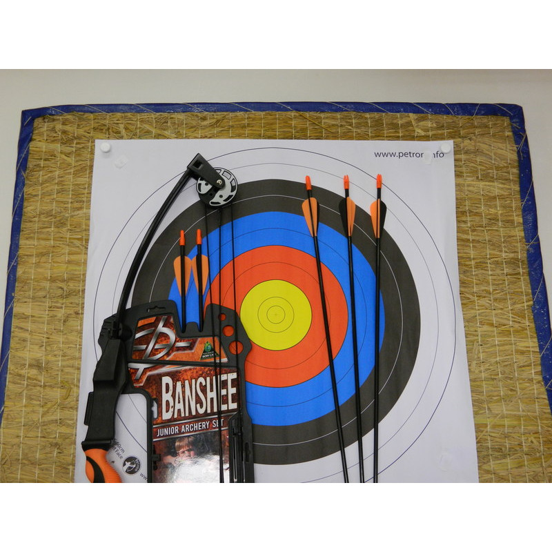 Banshee Compound Bow Combo Pack