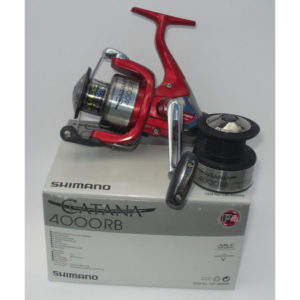 Shimano Catana 4000Rb Spinning Reel