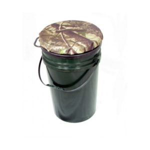 Camo Spin Seat