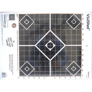Visishot Targets Large