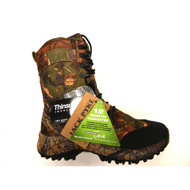 Jack Pyke Tundra Boot