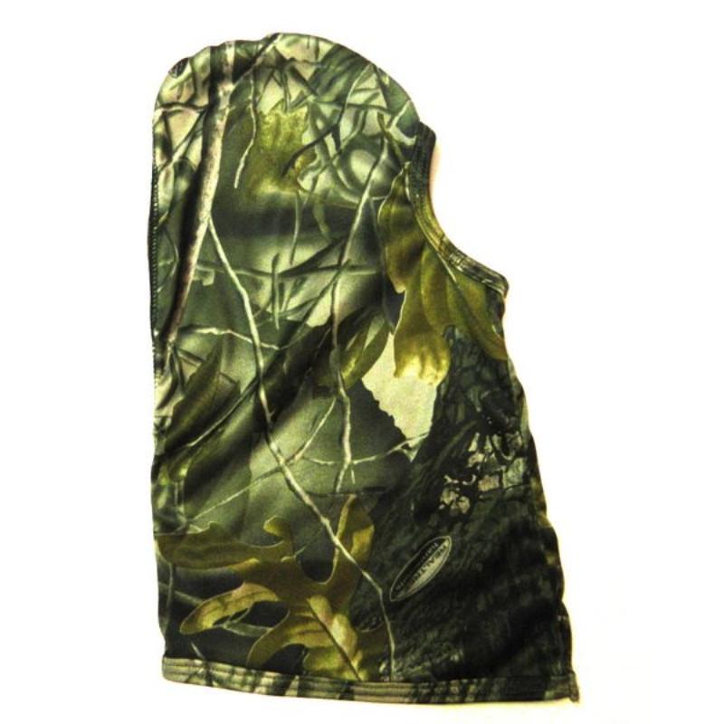 Camouflage Lycra Mask
