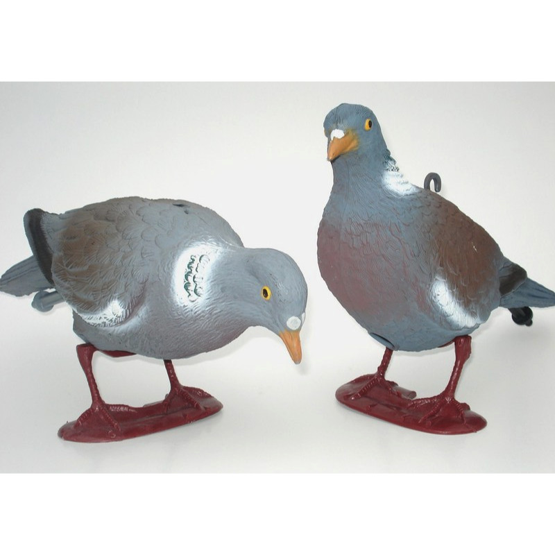 Full Body Pegion Decoys (Sold In Pairs)