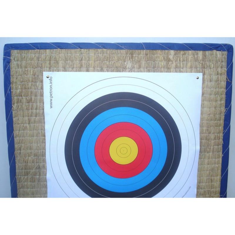 Petron Square Straw Target