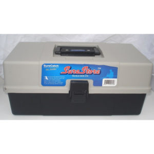 Sure Catch 2 Tray Tackle Box