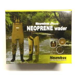 Snowbee Classic Neoprene Chest Wader