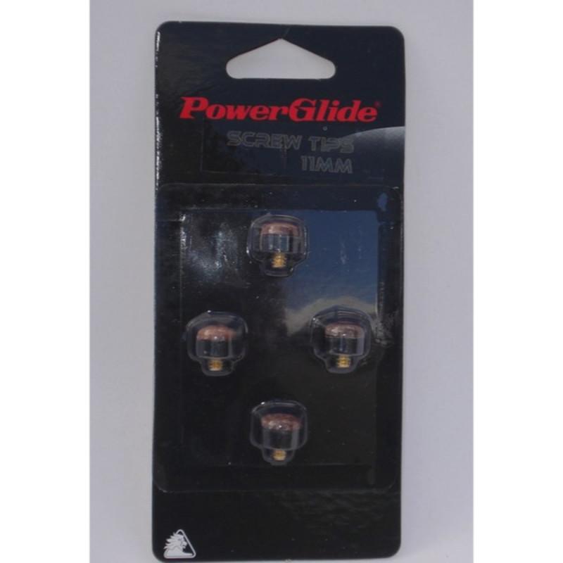 Power Glide Screw Tips