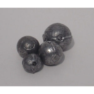 Lead Pierced Bullet Weights