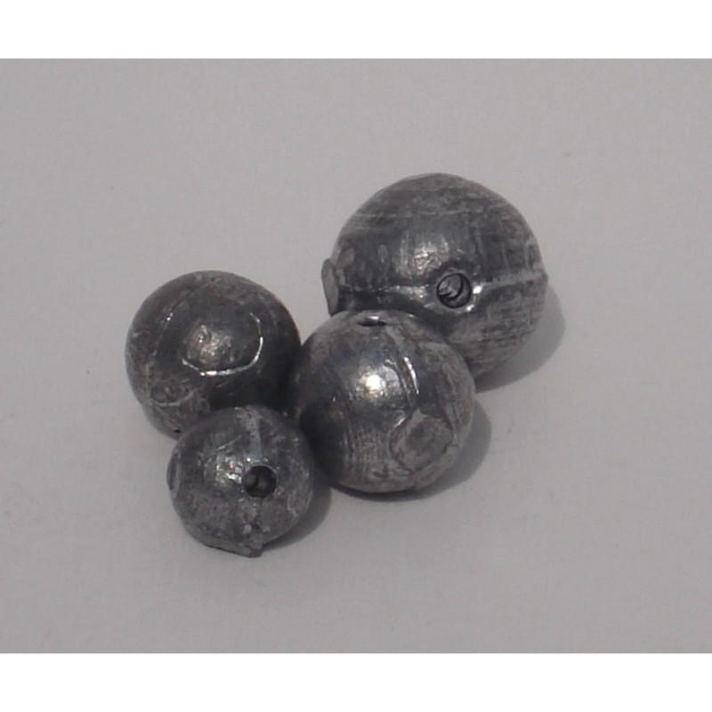 Lead Pierced Bullet Weights