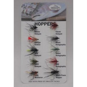 Hopper Flies