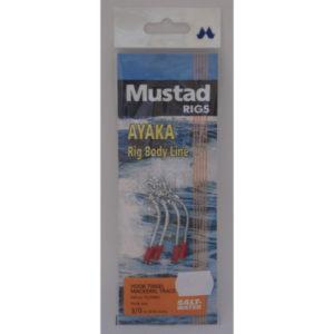 Mustad Tinsel Mackerel Trace
