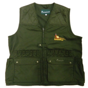 Game Keepers Waistcoat